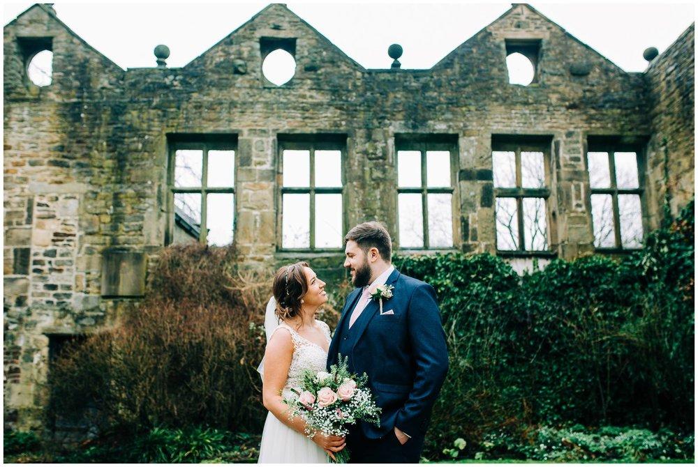 East Riddlesden Hall Photographer - Rustic winter Barn Wedding_0042.jpg
