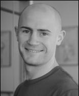Author, Paddy Coary