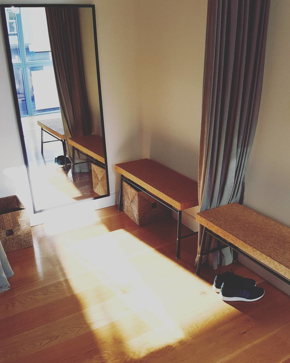 The Pilates Studio Dublin, Sleek Minimalistic Interior