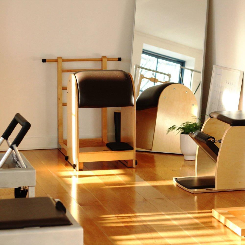 Discover Classical Pilates Gymnasium -