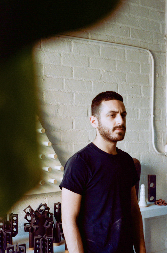 say hi to_ Ben Medansky - Los Angeles - Ceramicist
