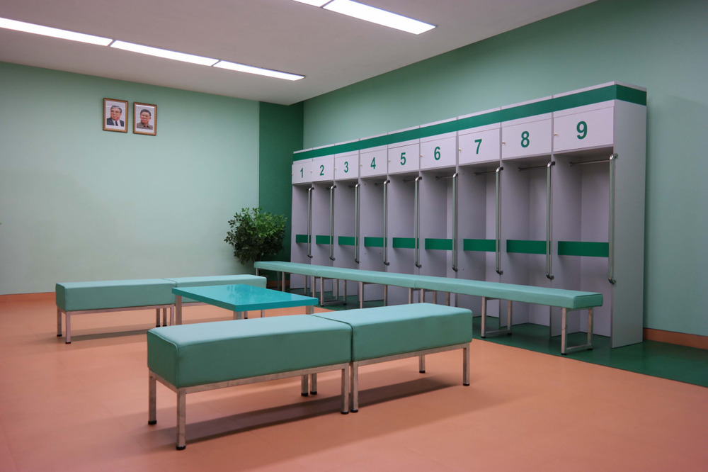 say hi to_ Oliver Wainwright - North Korean Interiors