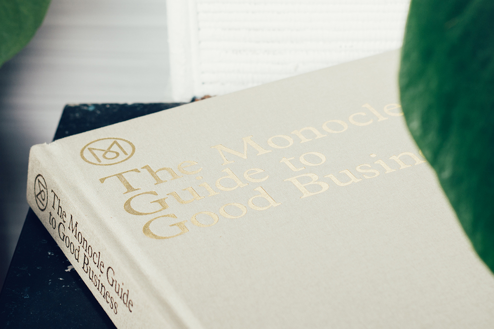 say hi to_ Gestalten | The Monocle Guide to Good Business