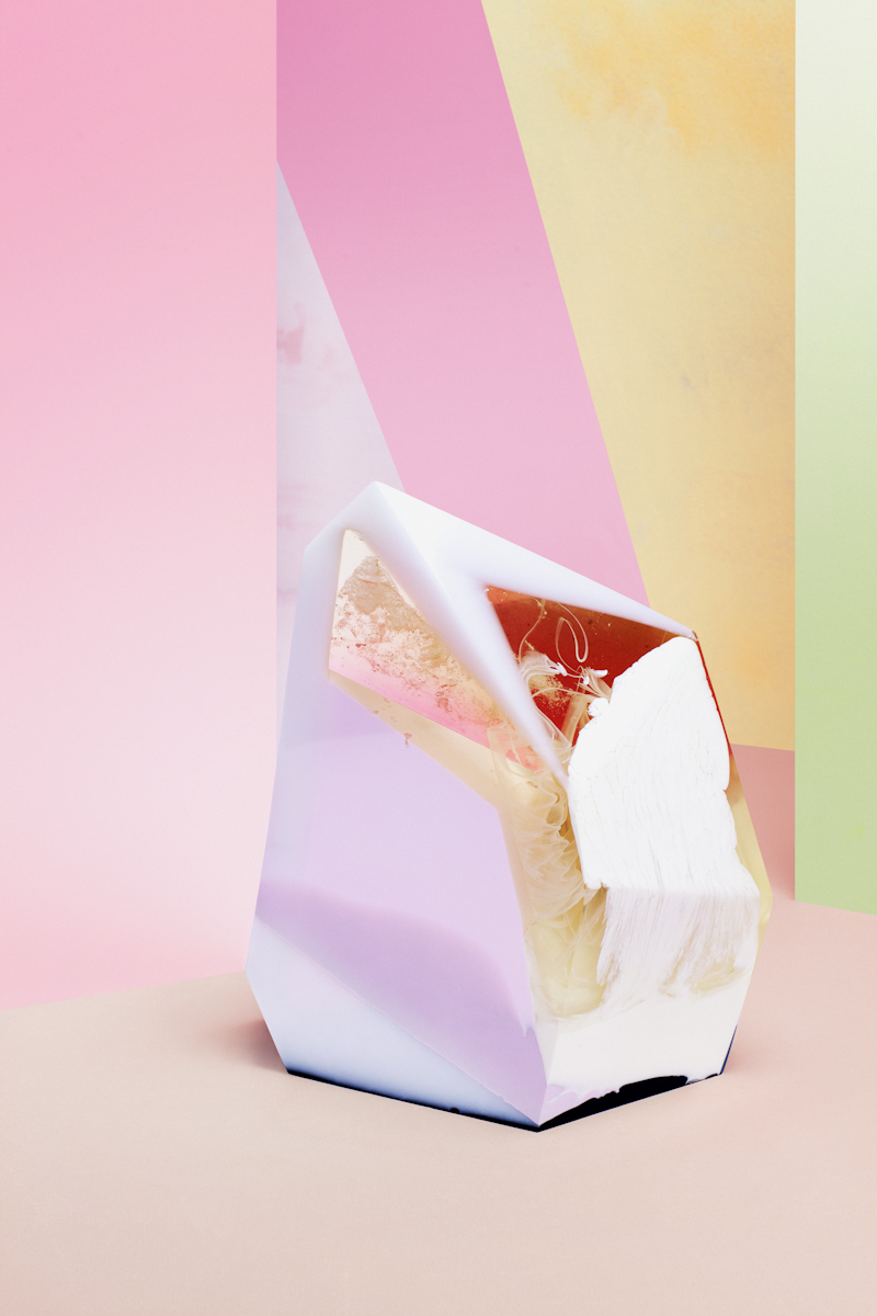 say hi to_ Zuza Mengham x Laboratory Perfumes