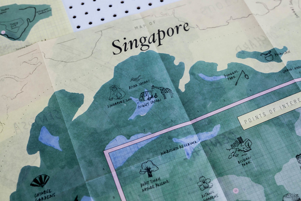 say hi to_ Foreign Policy Design | Singapore | Graphic Design