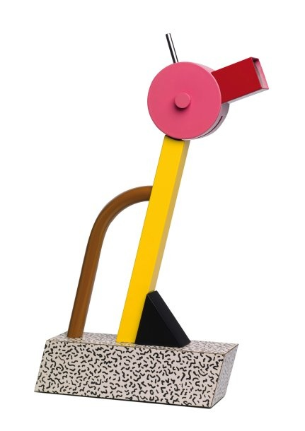 say hi to_ Felicity Marshall x Ettore Sottsass | Design Studies