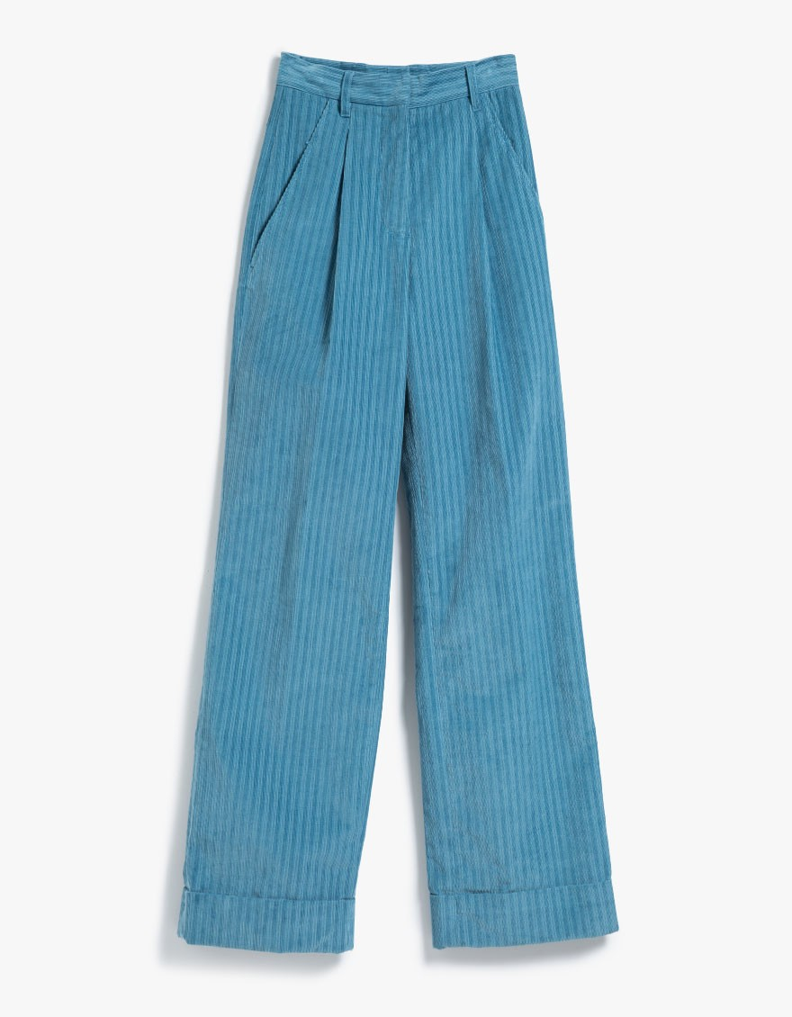 say hi to_ Trademark Corduroy Hi-Waisted Pant