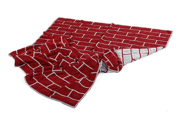 say hi to_ Brick Blanket