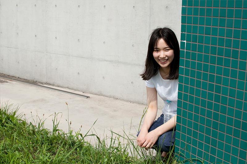 say hi to_ Haruna