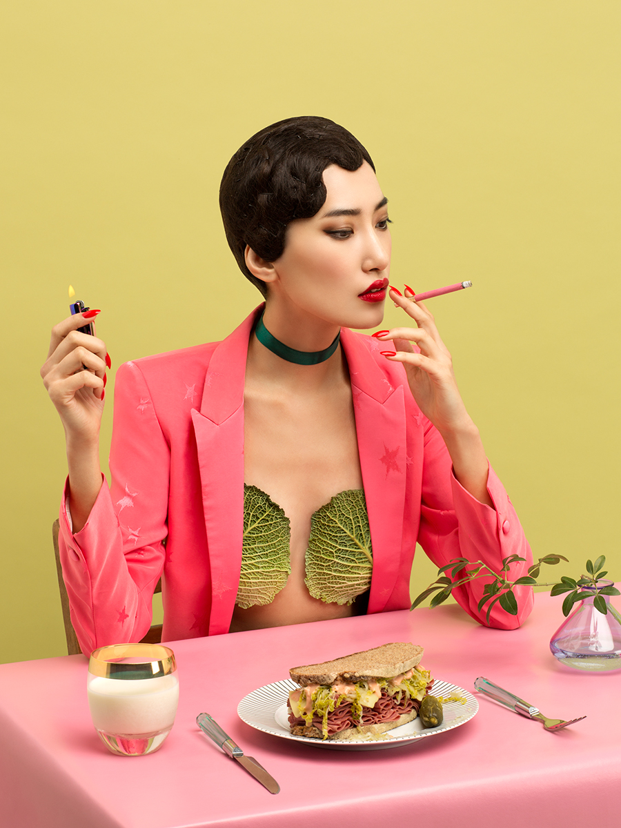 Photography by Aleksandra Kingo, from  Visual Feast , Copyright Gestalten 2017