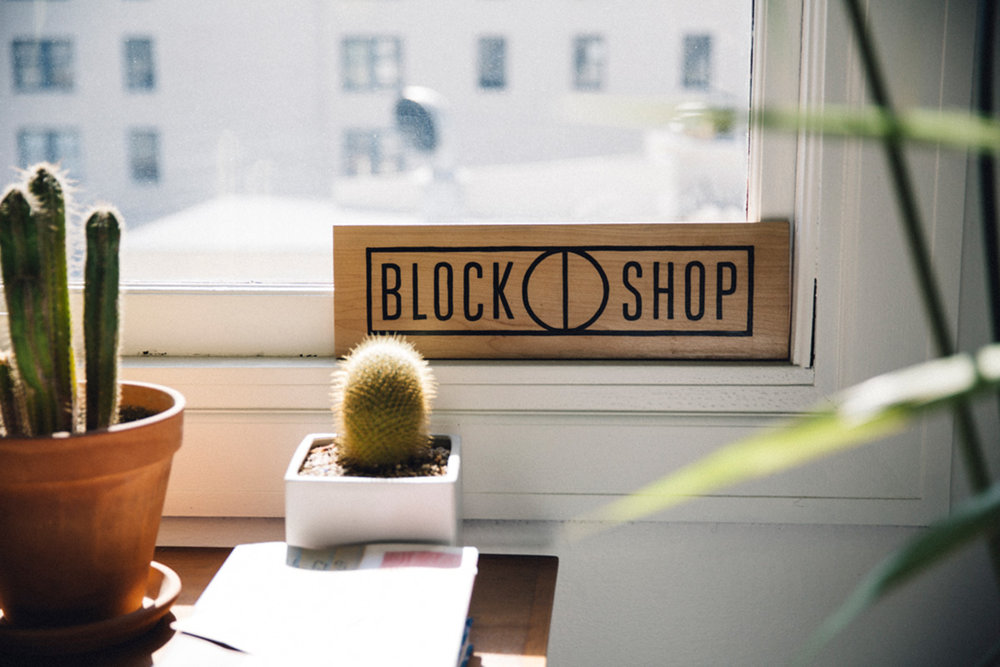say hi to_ Block Shop