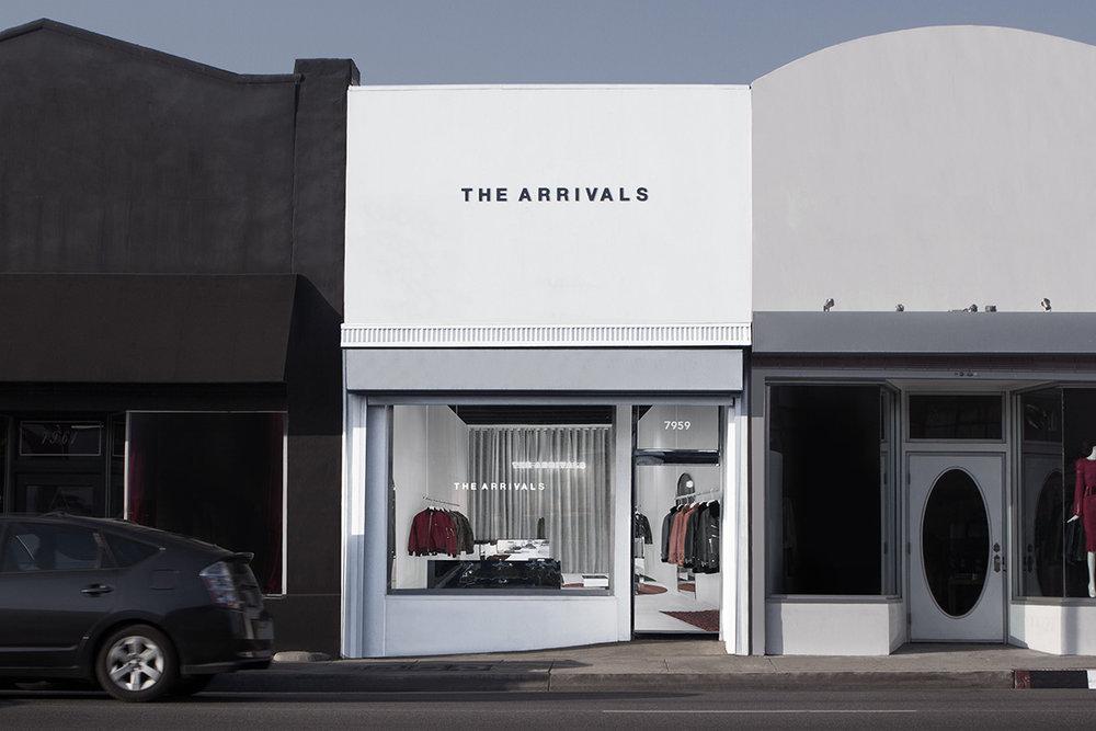 say hi to_ The Arrivals
