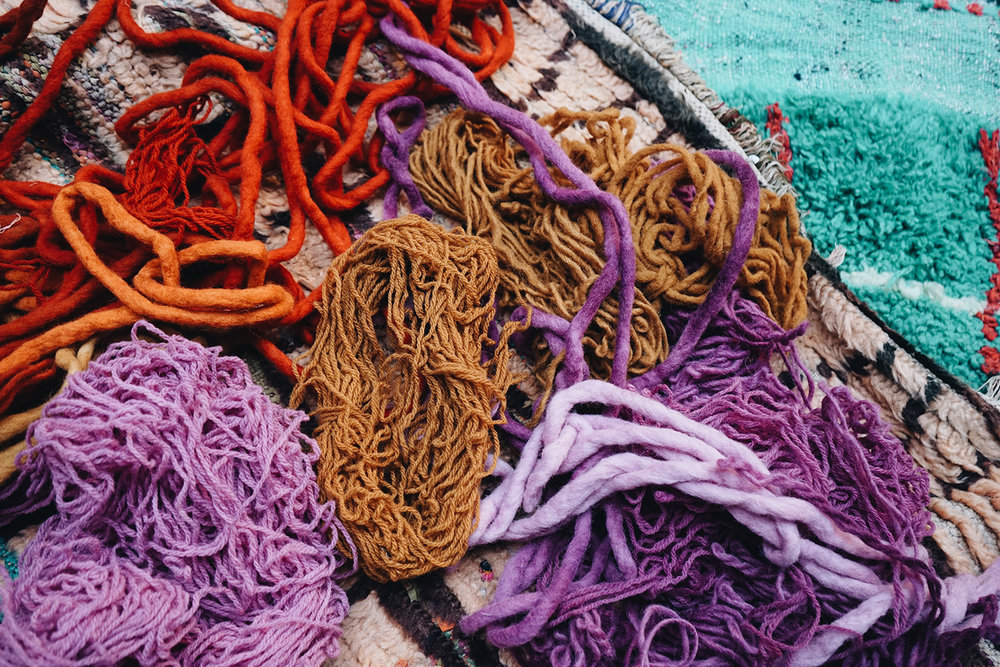 say hi to Paris Berbere Moroccan Rugs