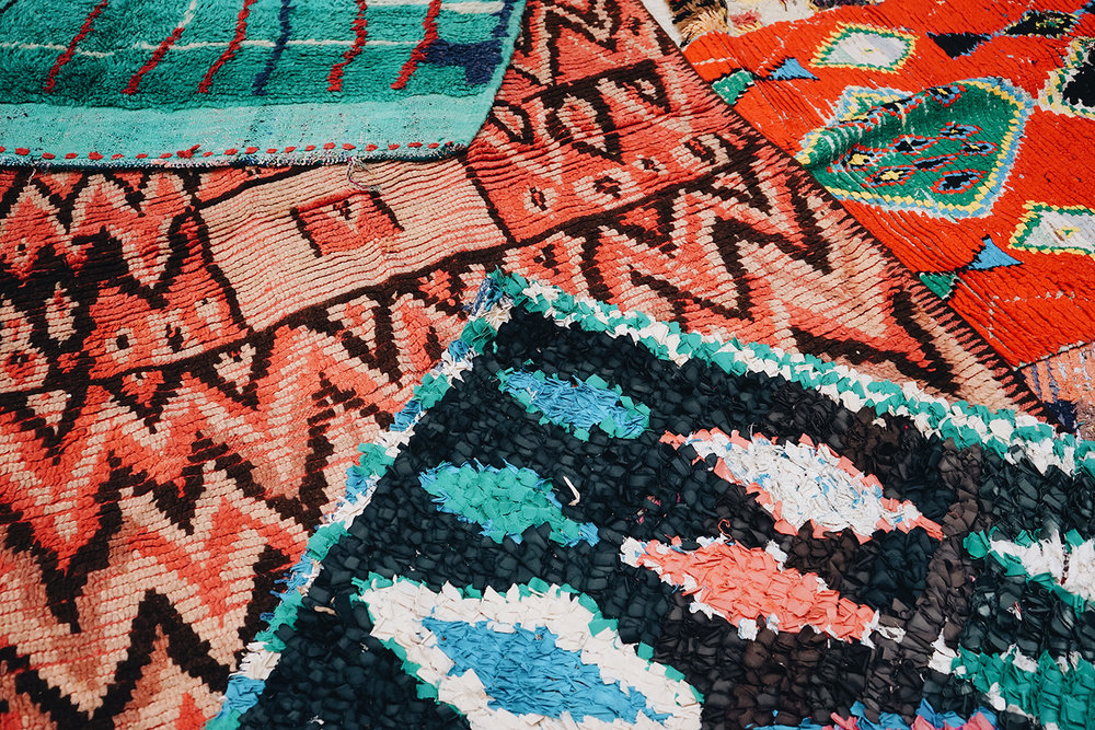 say hi to Paris Berbere Moroccan Rugs