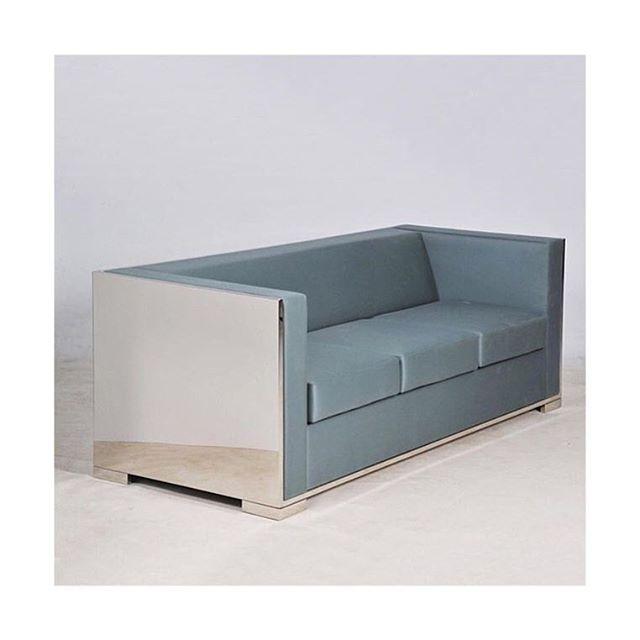 Piet Hein Eek | The Netherlands | Furniture Design @piet_hein_eek . . . . . . . . . #couch #sofa #collectibledesign #designfurniture #sayhito_ #sayhito_thenetherlands #dutchdesign #modernsofa #pietheineek