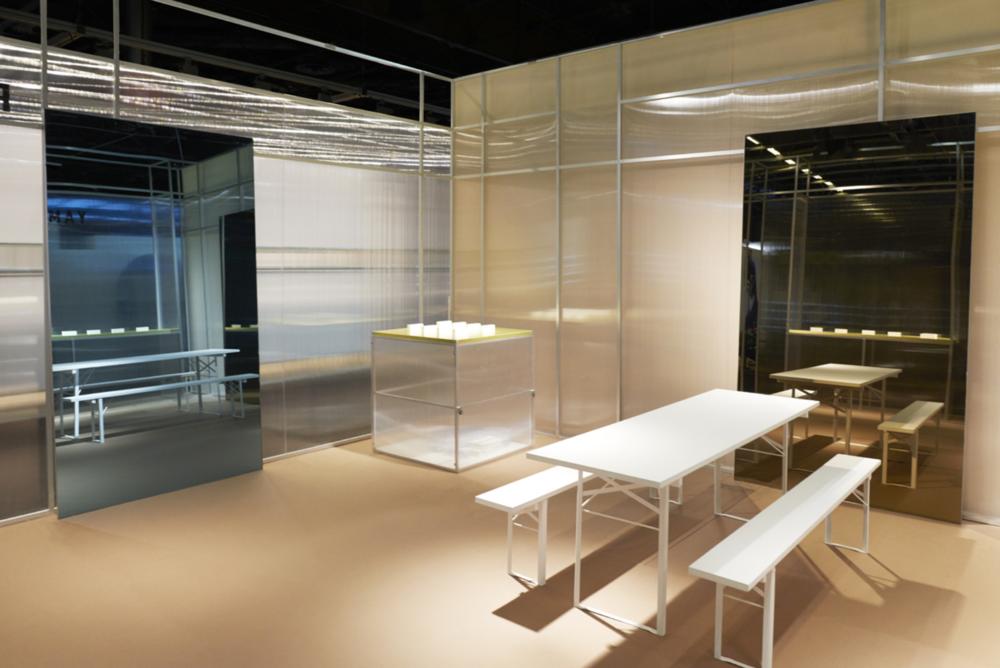say hi to_ Studio Henry Architect Marc le Bihan Marais Store