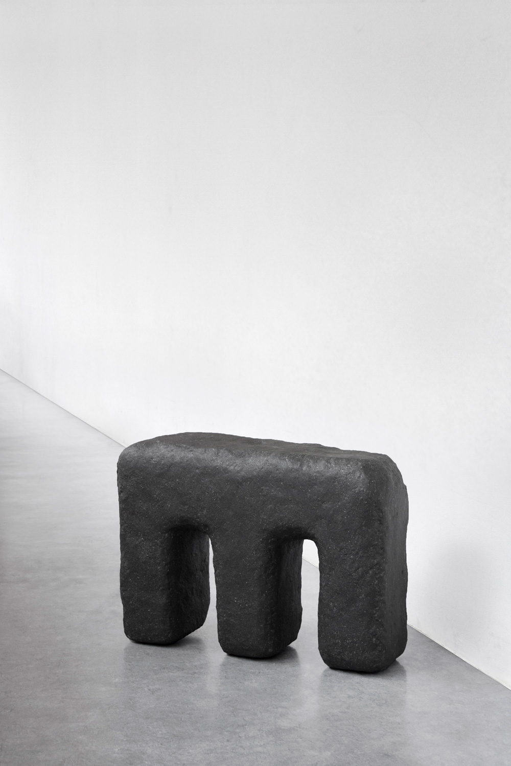 say hi to_ Stine Mikkelsen Tactile Monoliths Danish Object Design