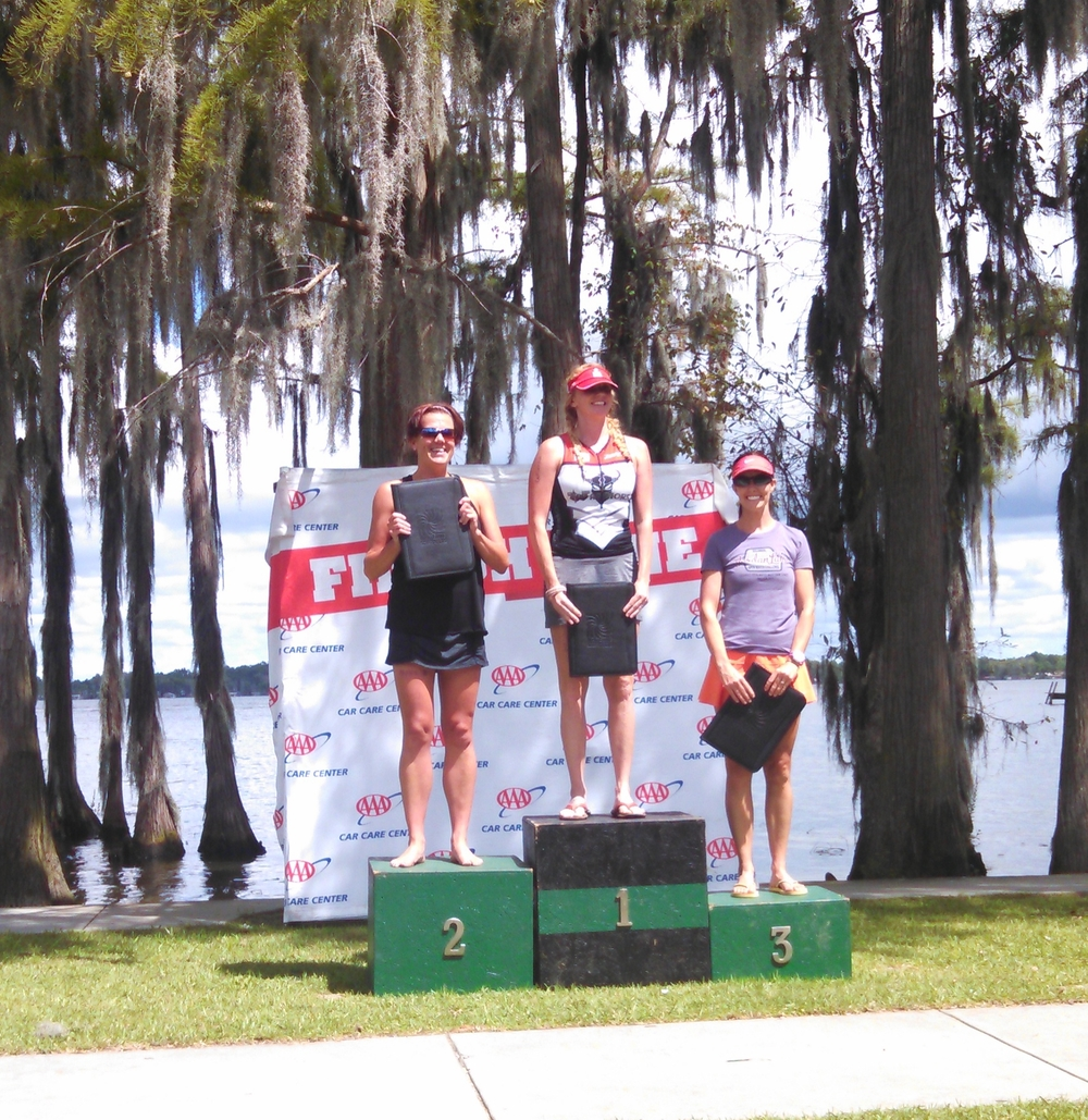 White Lake Podium 2014: Second Place!