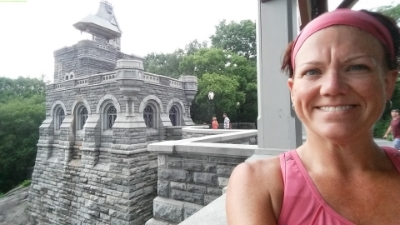 A Stop Atop at the Belvedere Castle