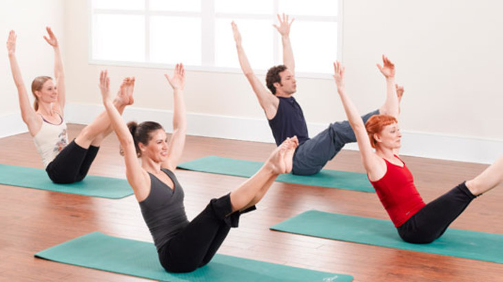 PILATES MAT CERTIFICATION 2016