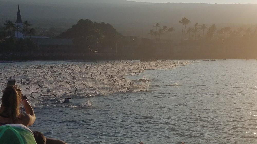 Swim Start in 2017