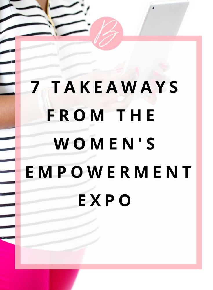 women's empowerment expo