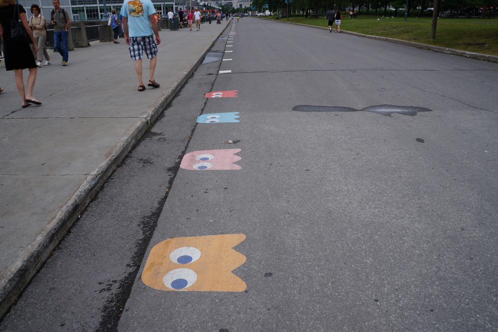 PacManStreet
