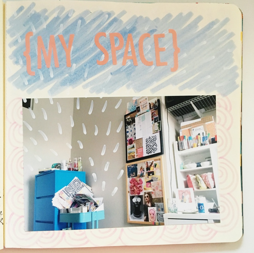 Anything Goes Journal My Space