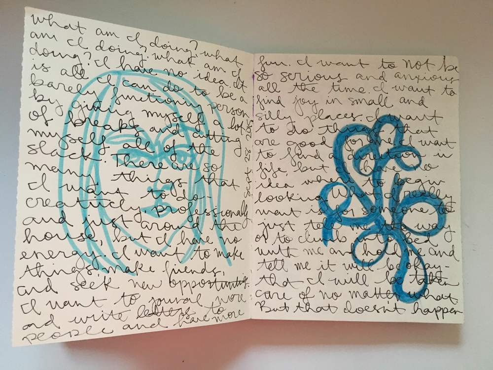Art Journal Random