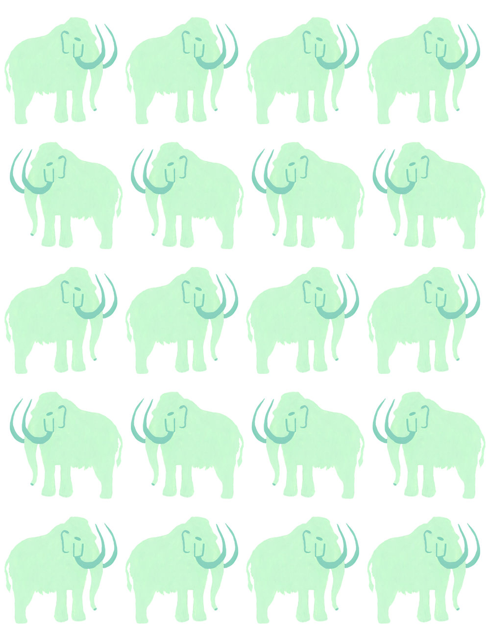 Minty Mammoth Pattern.jpg
