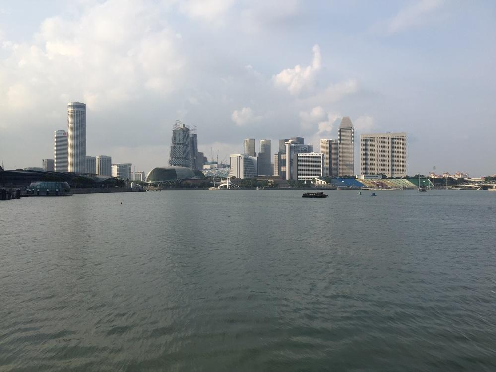 Another Marina Bay angle.