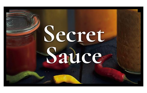 Sharing the Secret Sauce