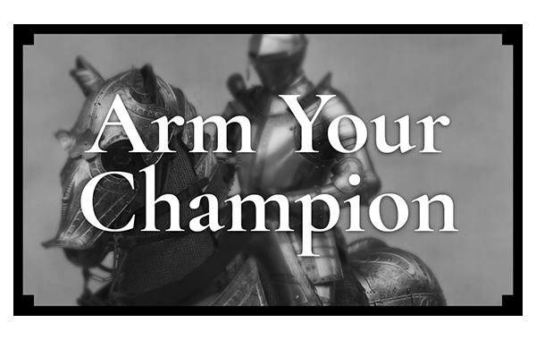 Arm Your Champion