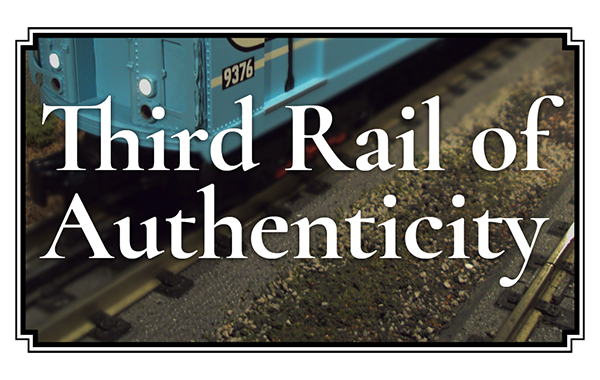 The Third Rail of Authinticity