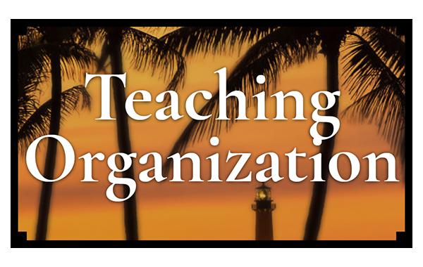 Becoming a Teaching Organization