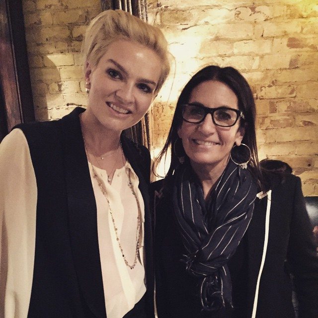 Great meeting @bobbibrown. Such an inspiring talk. Thank you! #makeup #skin #skincare #bobbibrown #foundationsticks #longwearinggelliner #lovethisbrand