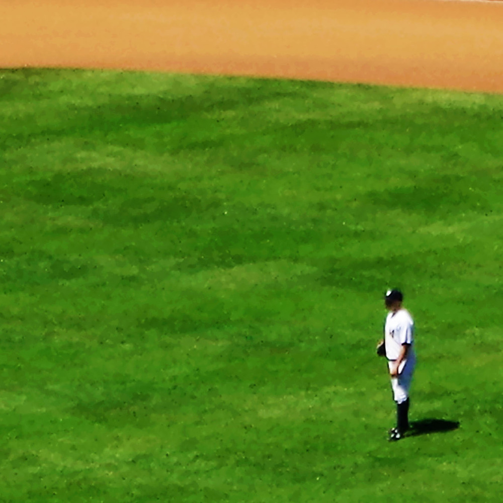 out in left field. 5/23/15.