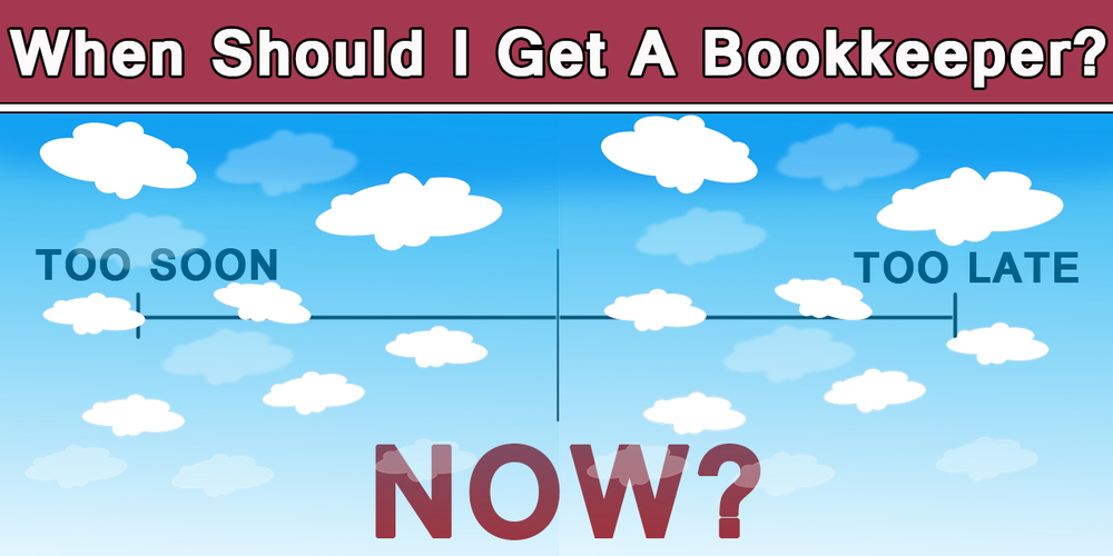 When should I get a bookkeeper? - DH Business Support.