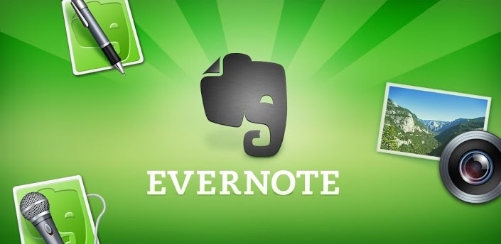 Evernote Logo - Mobile App. Quick web page saver. Bookmarking.
