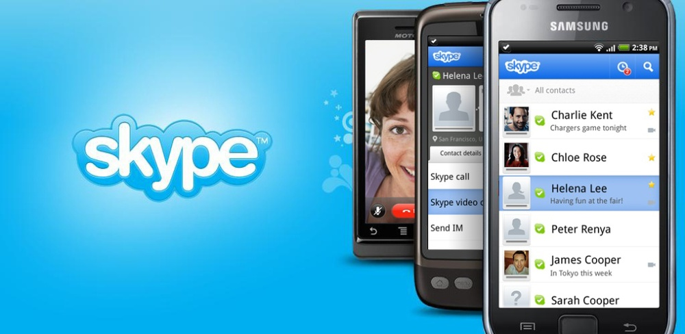 Skype Logo - Instant Messaging & Video Calls.