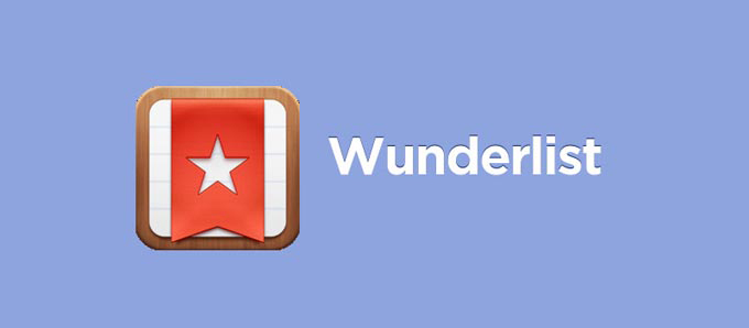 Wunderlist - Complete tasks with one click.