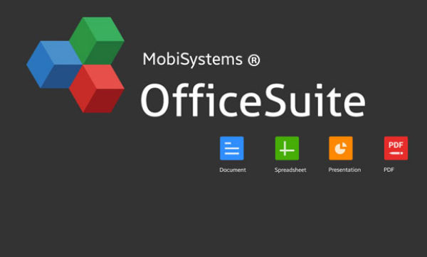 OfficeSuite Logo - Get documents on your phone & mobile.