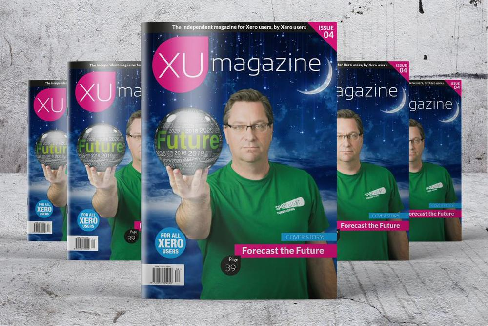 XU Magazine - Issue 04 Xero Magazine