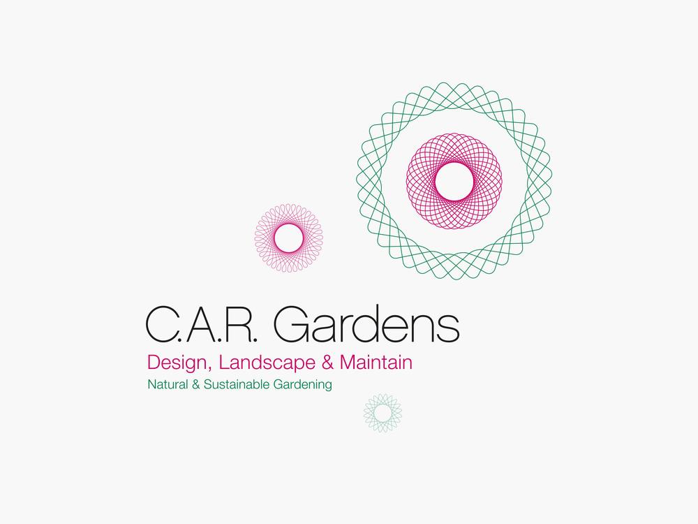 Brand Identity for a Landscape Gardener