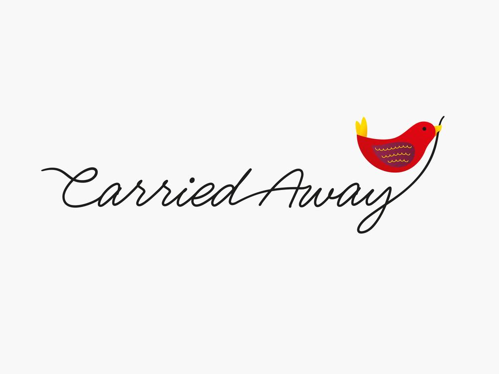 ATTFIELD Carried Away Brand Identity
