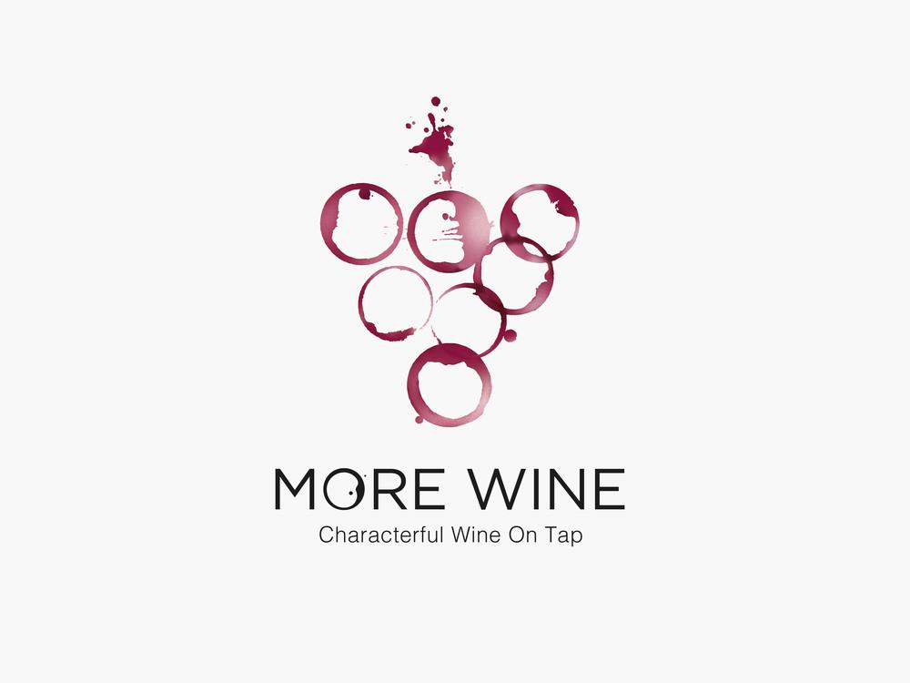 ATTFIELD More Wine Brand Identity