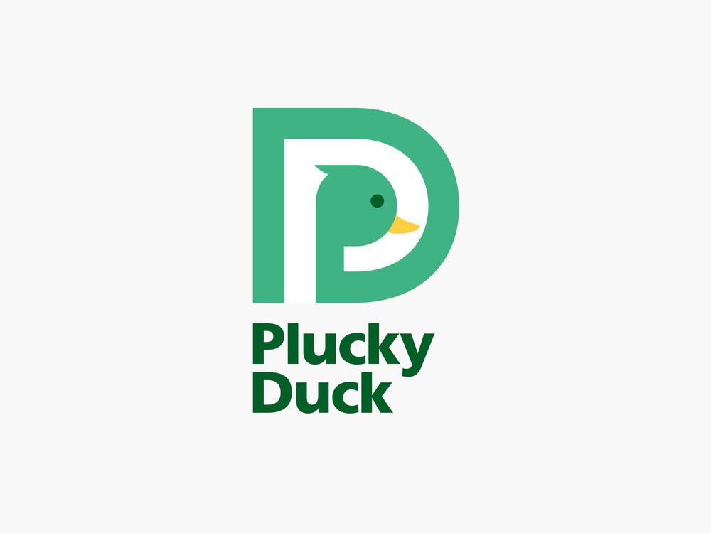 ATTFIELD Plucky Duck Brand Identity