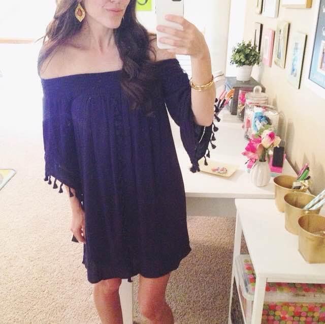 dress:   Nordstrom