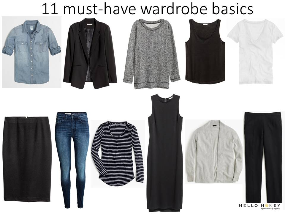 0b78e5bcfab1d No matter your age, body type, career path, or any other major factor, we  all need the same timeless pieces in our capsule wardrobe.