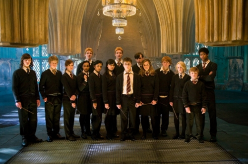 Dumbledore's Army!